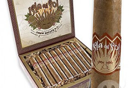 Cigar Review: Isla Del Sol Robusto